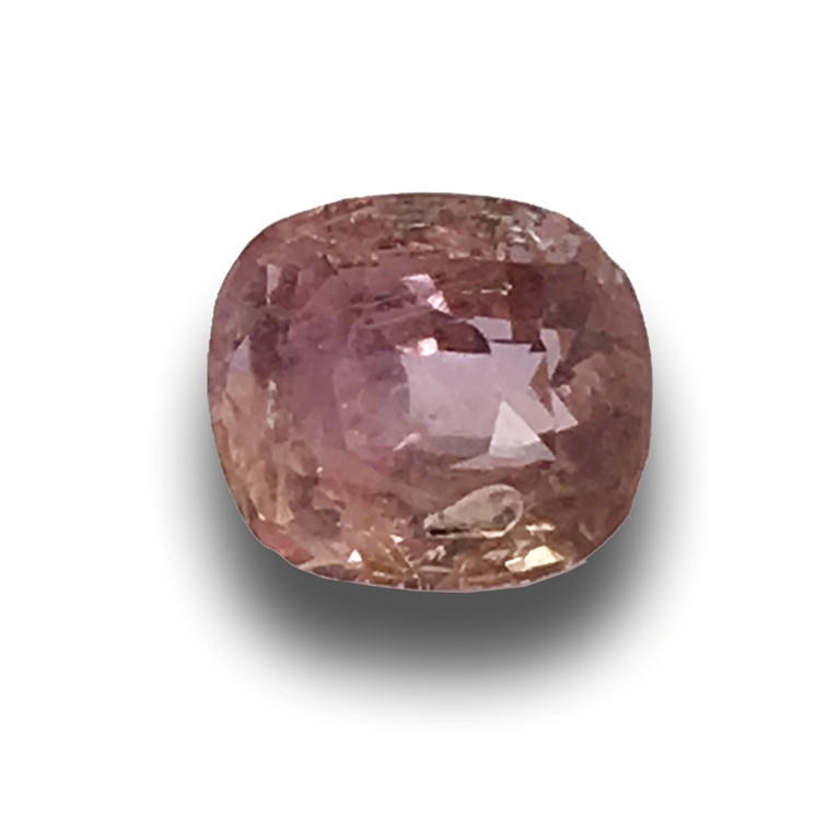 Natural Unheated Padparadscha Sapphire|Loose Gemstone|New