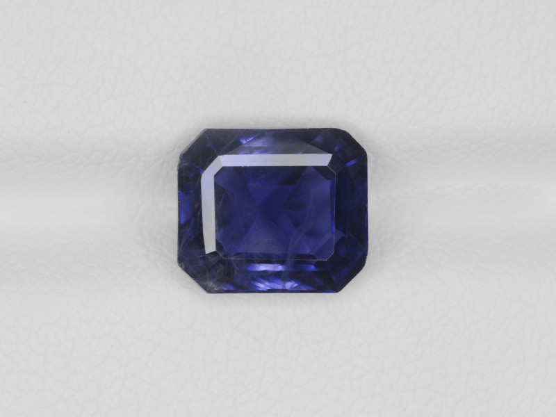 Blue Sapphire, 4.23ct - Mined in Madagascar | Certified by GRS