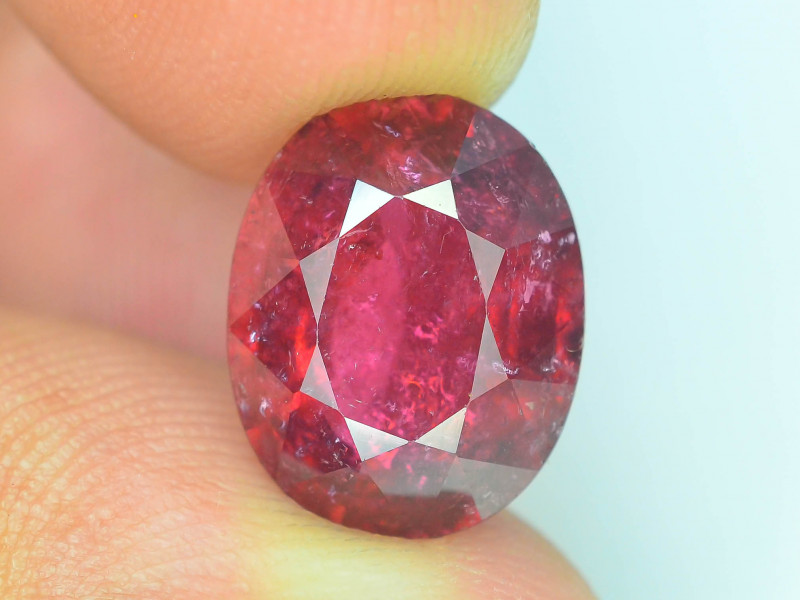 AAA Color 5.80 ct Rubelite Tourmaline