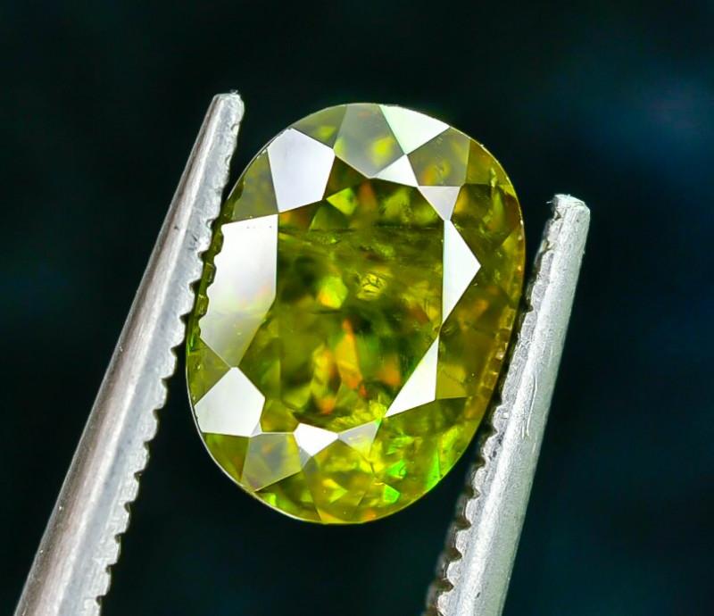 2.11 crt Green Opal Natural