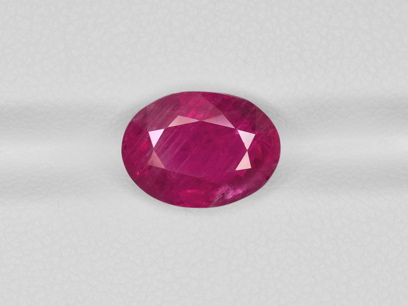 Ruby, 4.57ct - Mined in Burma | Certified by GRS