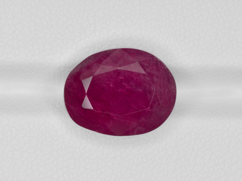Ruby, 13.61ct - Mined in Burma | Certified by GRS