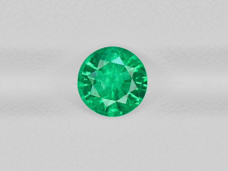 Emerald, 1.20ct - Mined in Zambia | Certified by GRS