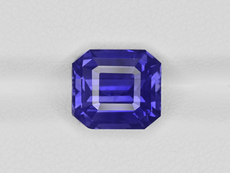Color Change Sapphire, 5.21ct - Mined in Madagascar | Certified by GIA