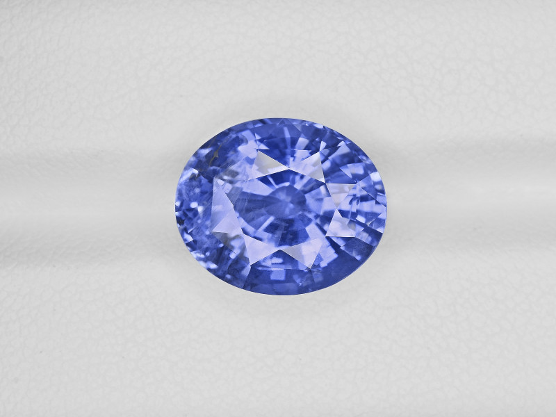 Blue Sapphire, 8.55ct - Mined in Sri Lanka | Certified by GIA