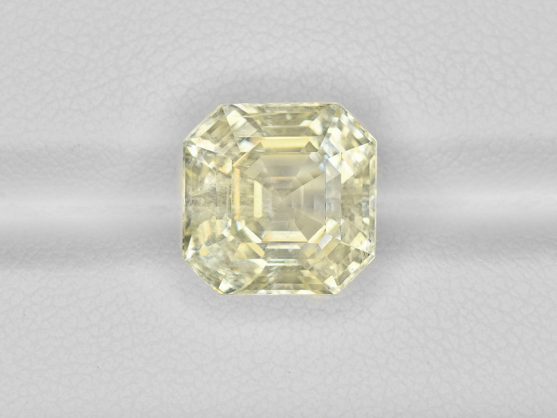 Yellow Sapphire, 9.52ct - Mined in Sri Lanka | Certified by GIA