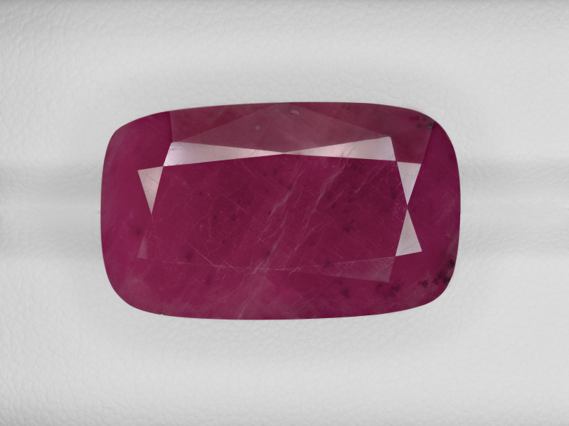 Ruby, 48.41ct - Mined in Liberia | Certified by GII
