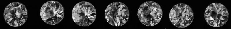 Zircon 1.50 mm 0.17 ct Cambodia