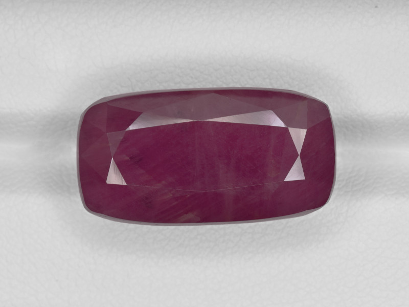 Ruby, 31.25ct - Mined in Liberia | Certified by GII