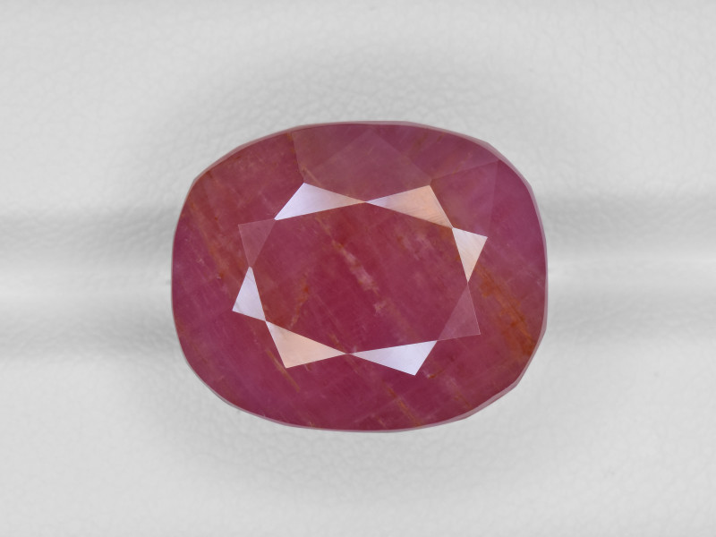 Ruby, 29.63ct - Mined in Guinea | Certified by GII