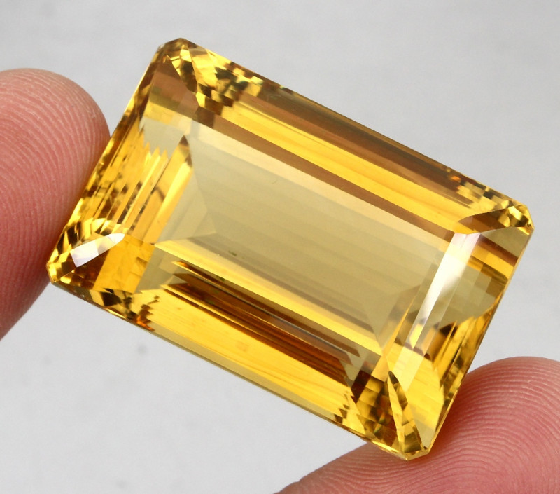 145.55ct. 100% Natural Unheated Top Yellow Golden Citrine Big!
