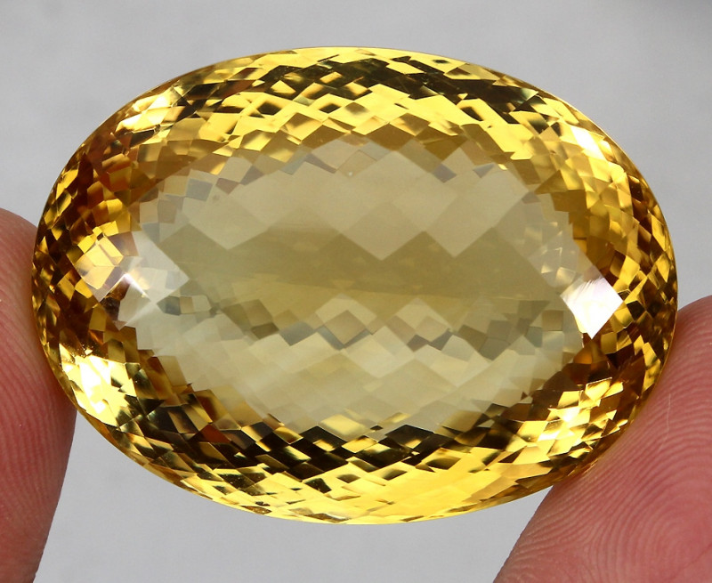 167.30 ct.  100% Natural Unheated Top Yellow Golden Citrine