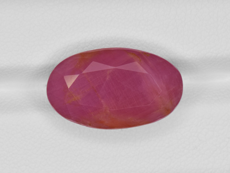 Ruby, 19.62ct - Mined in Guinea | Certified by GII