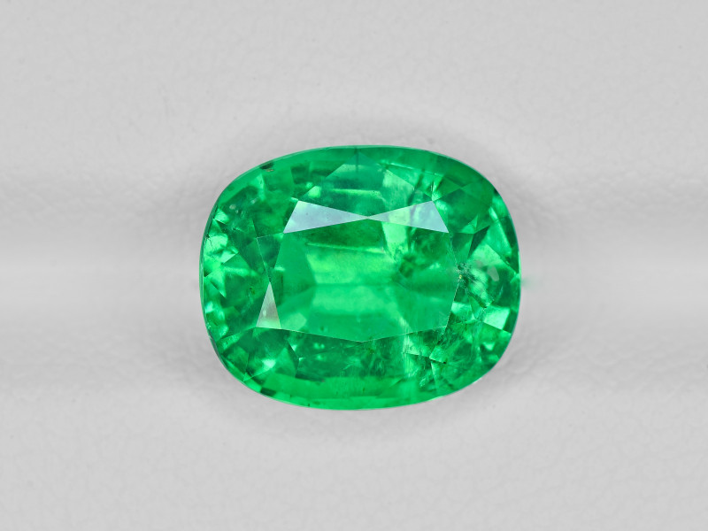 Emerald, 3.88ct - Mined in Ethiopia | Certified by GRS