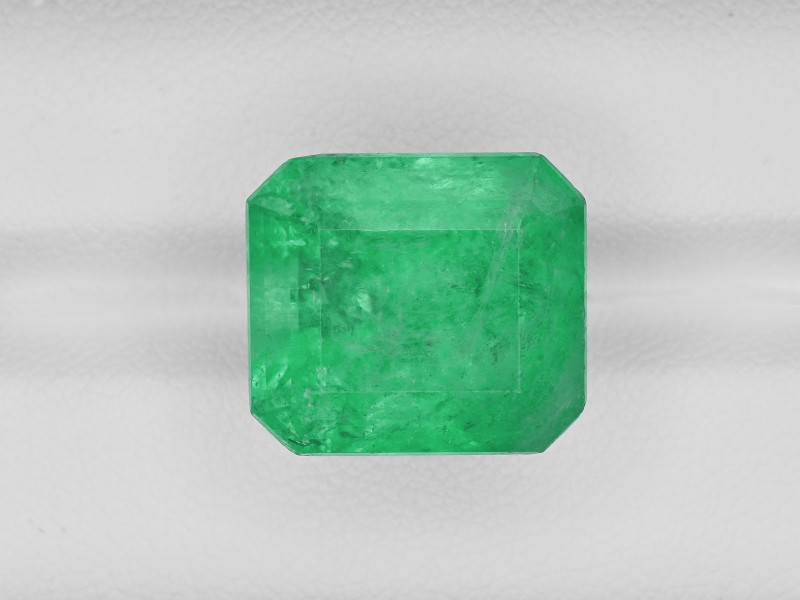 Emerald, 15.27ct - Mined in Colombia | Certified by GRS