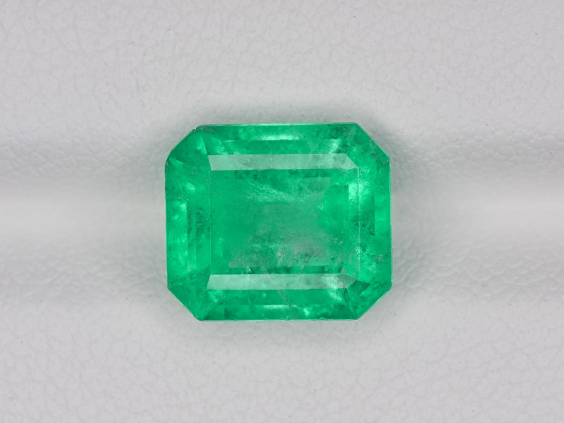 Emerald, 3.25ct - Mined in Colombia | Certified by GRS