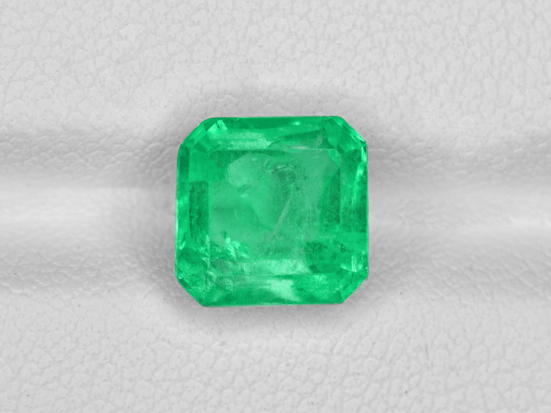 Emerald, 2.88ct - Mined in Colombia | Certified by GRS