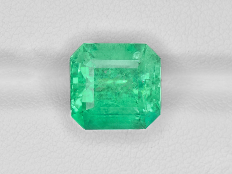 Emerald, 5.81ct - Mined in Colombia | Certified by GRS