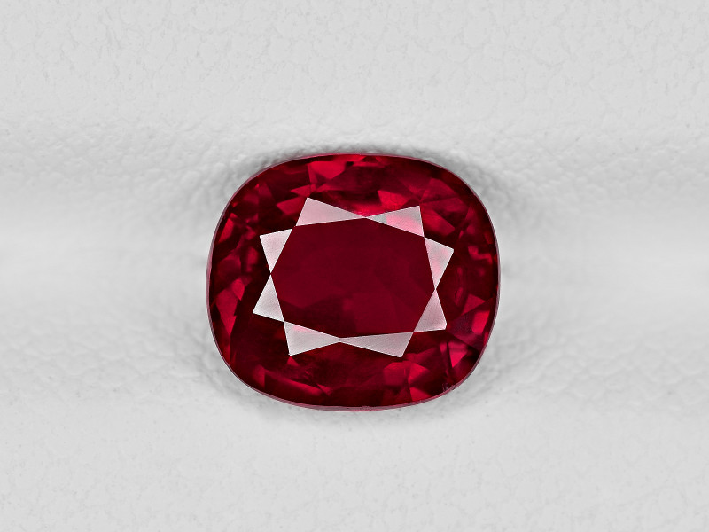 Ruby, 2.05ct - Mined in Mozambique | Certified by GRS