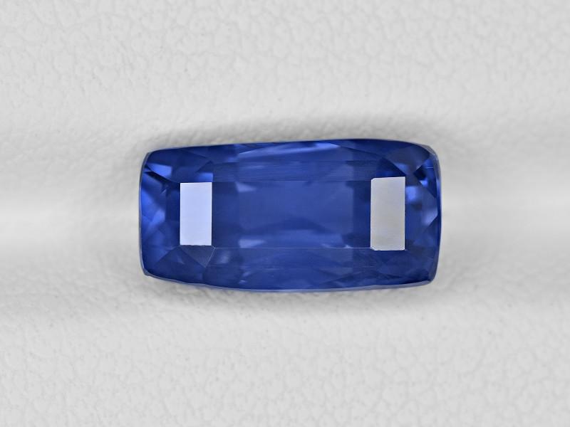 Blue Sapphire, 4.64ct - Mined in Sri Lanka | Certified by GRS