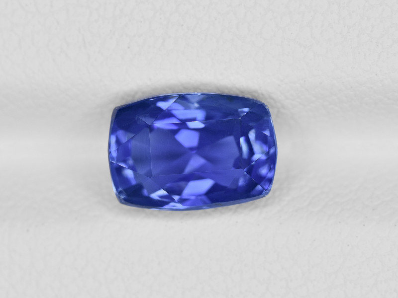 Blue Sapphire, 3.01ct - Mined in Sri Lanka | Certified by GIA & GRS