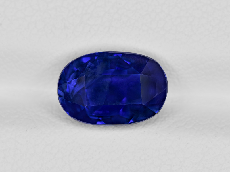 Blue Sapphire, 3.05ct - Mined in Sri Lanka | Certified by GRS