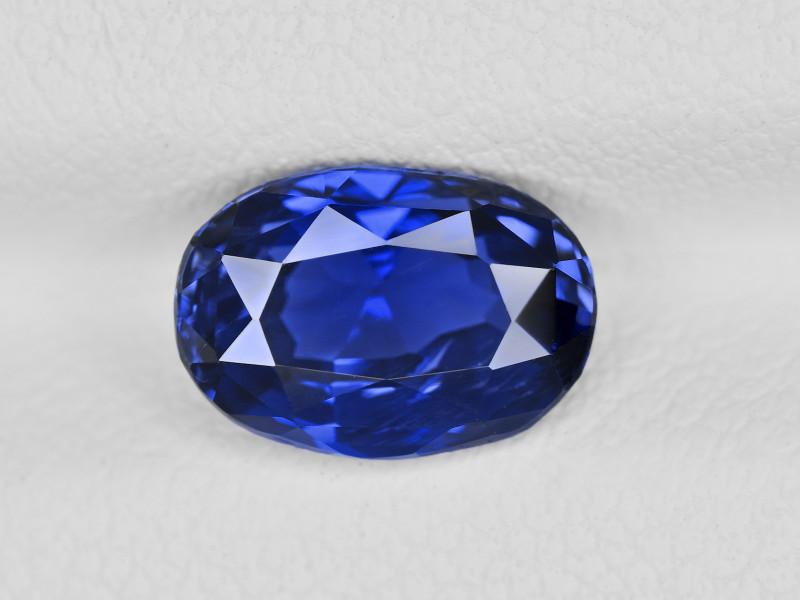 Blue Sapphire, 2.51ct - Mined in Sri Lanka | Certified by GRS