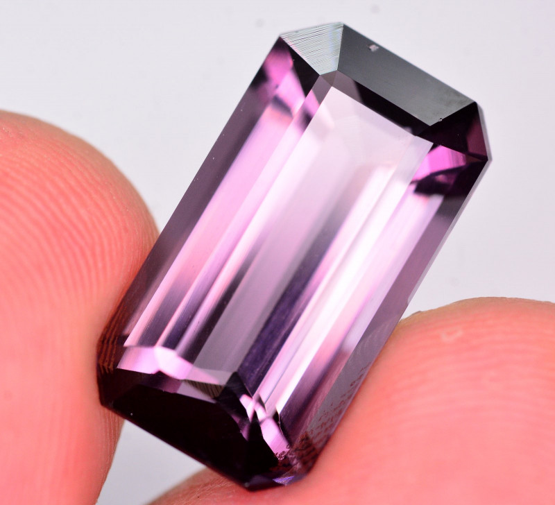 Top Quality 8.55 Ct Natural Purplish Scapolite