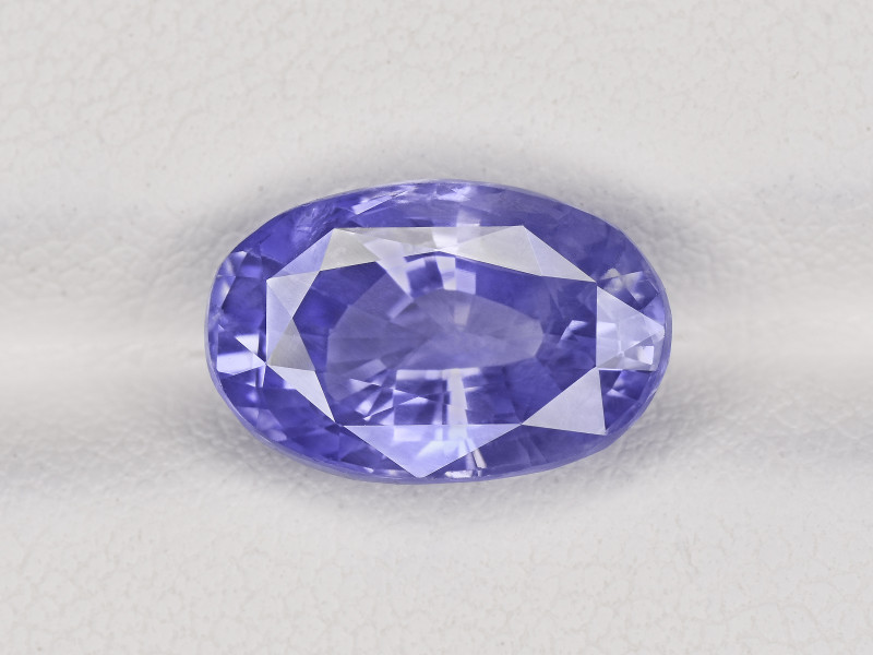 Blue Sapphire, 5.73ct - Mined in Sri Lanka | Certified by GIA