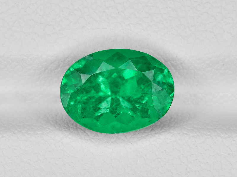 Emerald, 2.80ct - Mined in Colombia | Certified by GRS