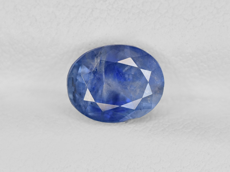 Blue Sapphire, 1.79ct - Mined in Kashmir | Certified by GIA & IGI