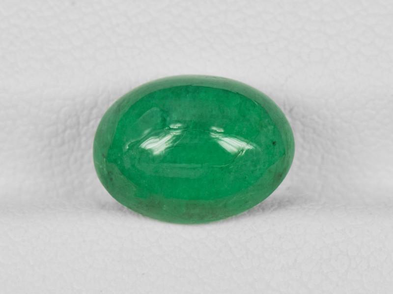 Emerald, 3.34ct-Mined in Zambia