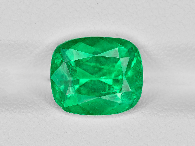 Emerald, 2.38ct - Mined in Colombia | Certified by GRS