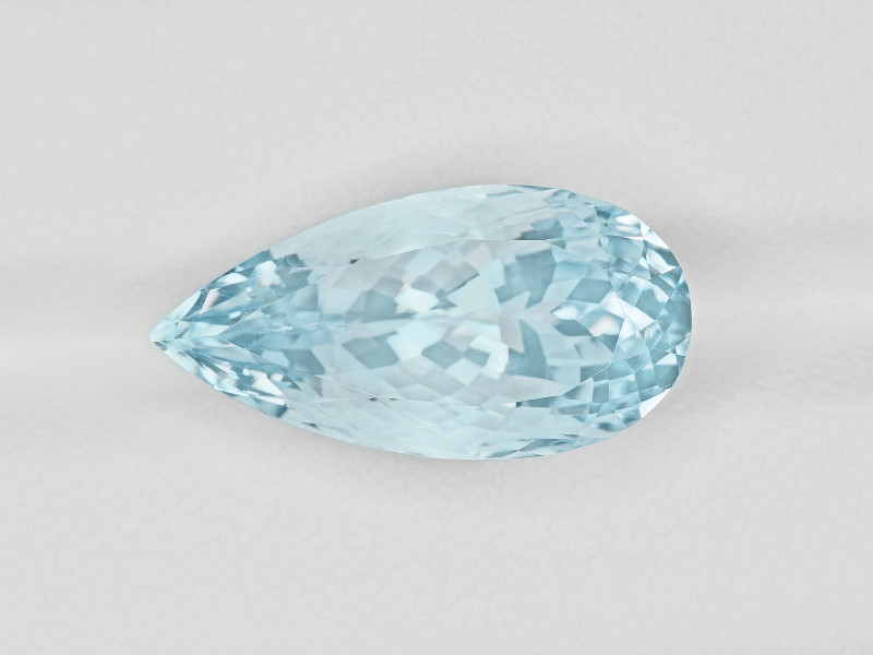 Aquamarine, 9.42ct - Mined in India | Certified by IGI
