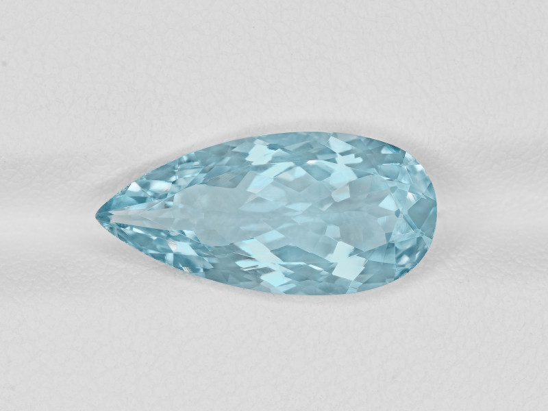 Aquamarine, 4.25ct - Mined in India | Certified by IGI