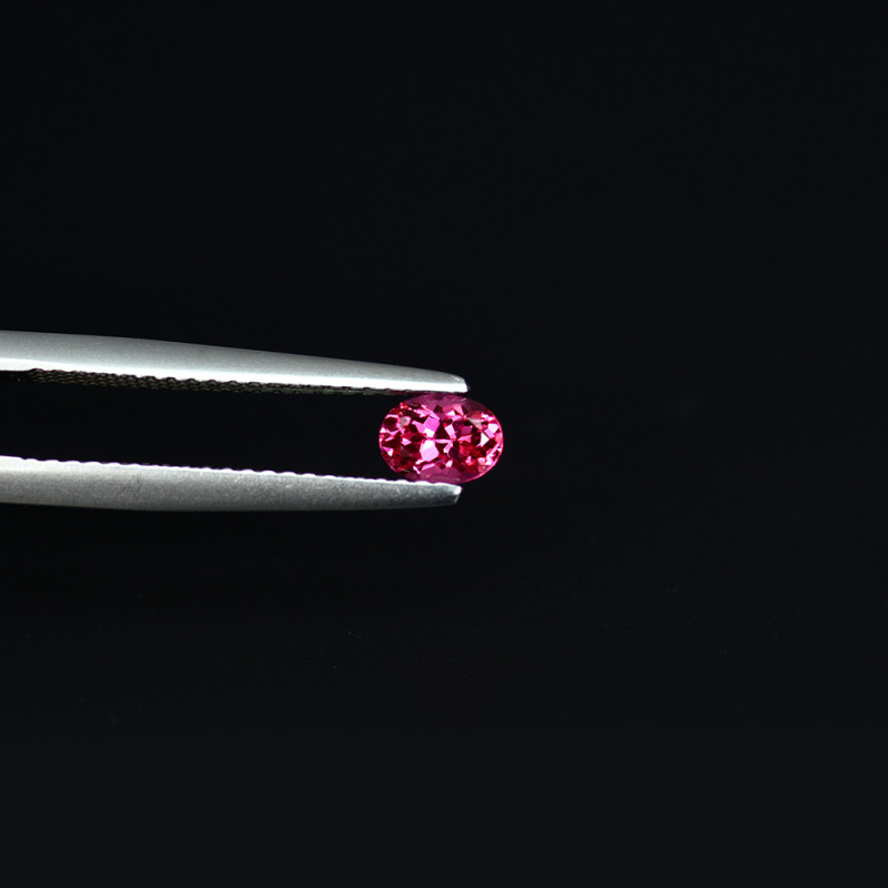 .44CT FLUORESCENT RED-PINK BURMESE SPINEL