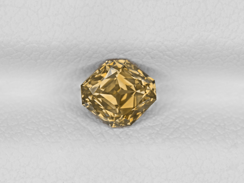 Fancy Color Diamond, 0.63ct - Mined in South Africa | Certified by IGI