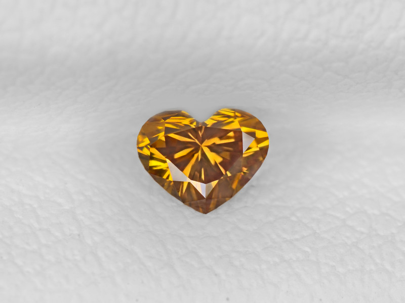 Fancy Color Diamond, 0.17ct - Mined in South Africa | Certified by IGI