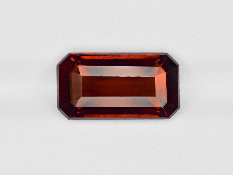 Hessonite Garnet, 6.54ct - Mined in Sri Lanka | Certified by IGI