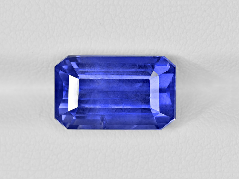 Blue Sapphire, 7.43ct - Mined in Sri Lanka | Certified by GRS