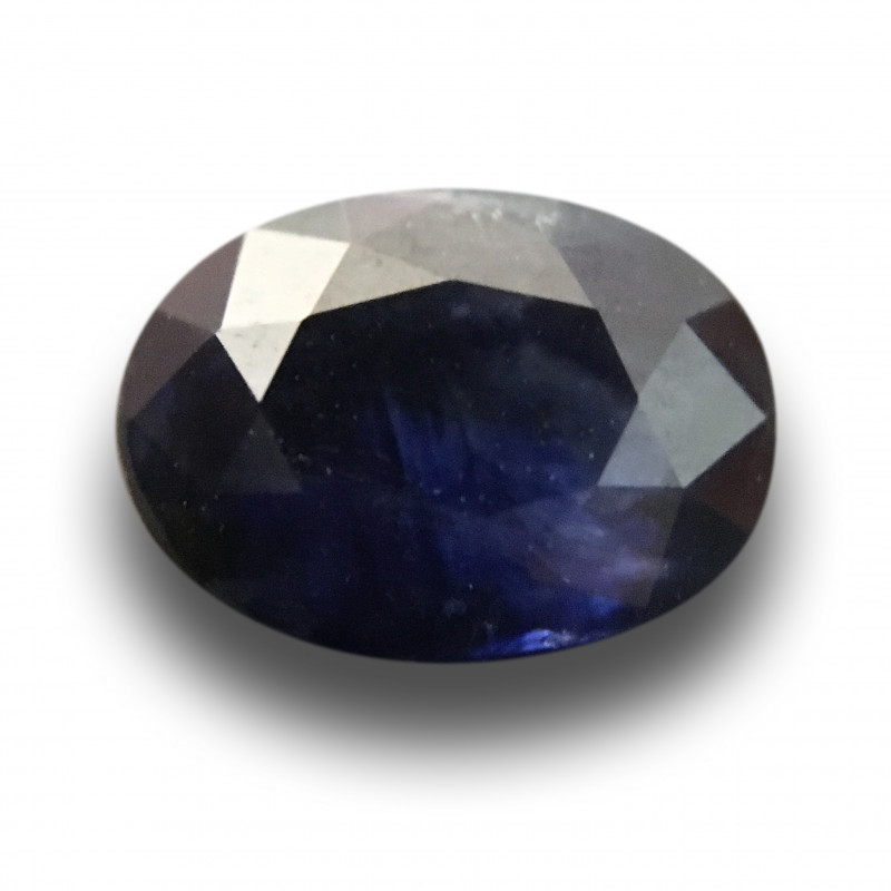 Natural Deep Royal Blue Sapphire |Loose Gemstone|New| Sri Lanka