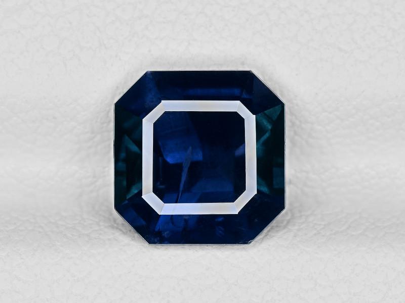 Blue Sapphire, 2.83ct - Mined in Sri Lanka | Certified by GRS