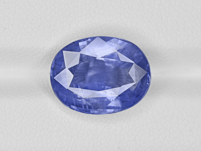 Blue Sapphire, 9.69ct - Mined in Madagascar | Certified by GIA