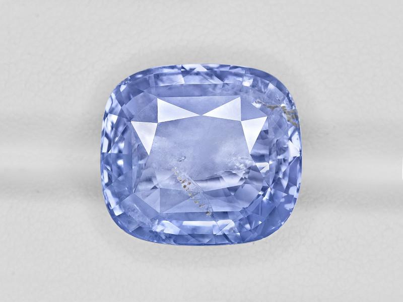 Blue Sapphire, 17.62ct - Mined in Sri Lanka | Certified by GRS