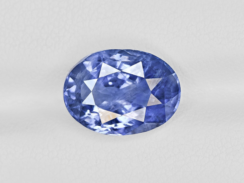 Blue Sapphire, 7.62ct - Mined in Sri Lanka | Certified by GRS