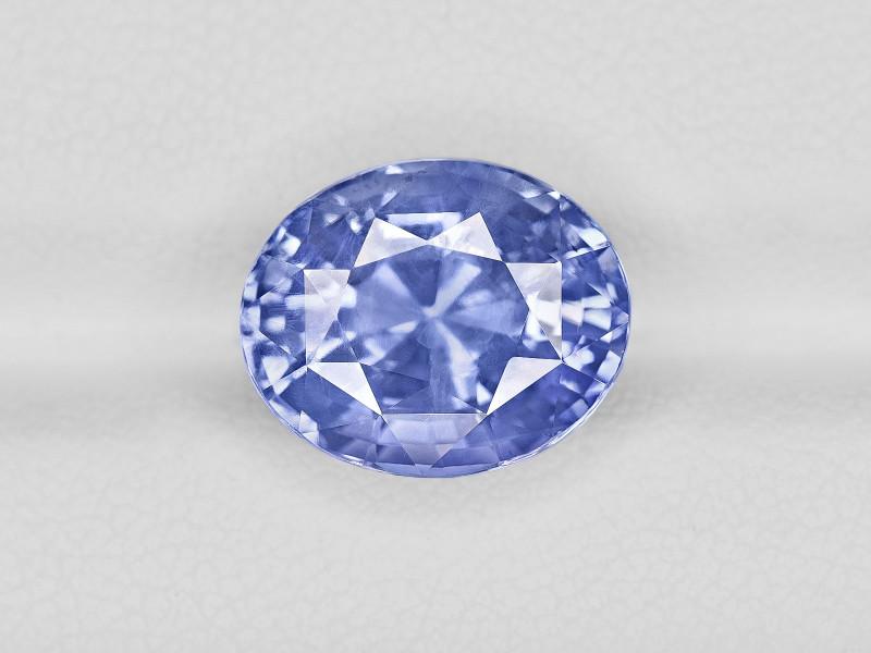 Blue Sapphire, 9.39ct - Mined in Sri Lanka | Certified by GRS