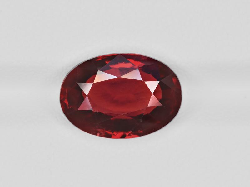 Hessonite Garnet, 6.04ct - Mined in Sri Lanka | Certified by IGI
