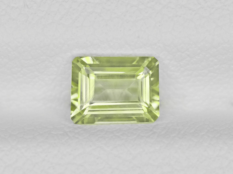 Chrysoberyl, 0.82ct - Mined in India   Certified by IGI