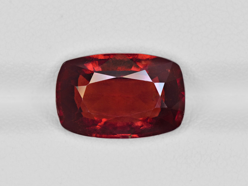 Hessonite Garnet, 5.95ct - Mined in Sri Lanka | Certified by IGI