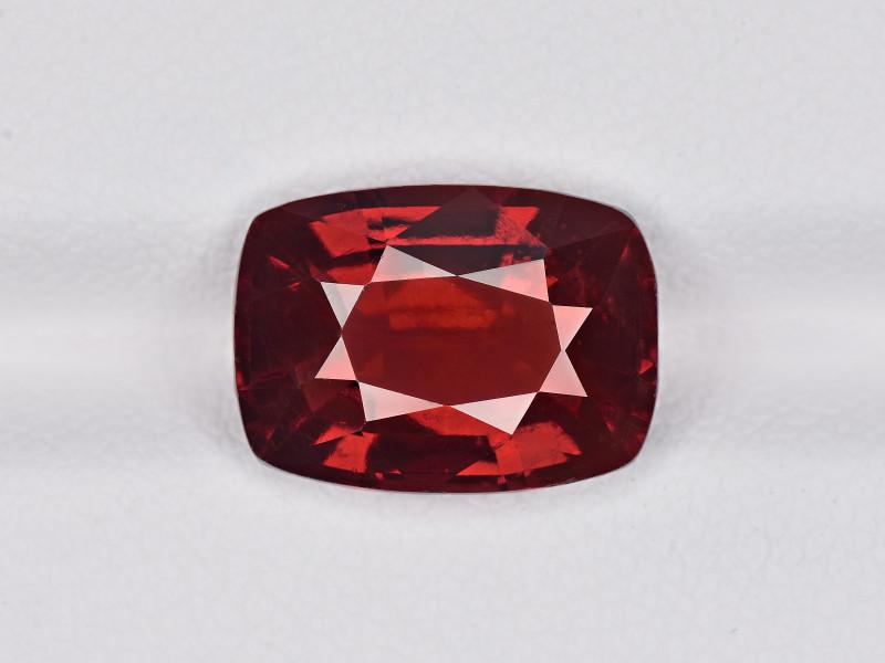 Hessonite Garnet, 5.77ct - Mined in Sri Lanka | Certified by IGI
